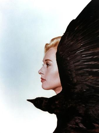 Tippi Hedren, the Birds, 1963