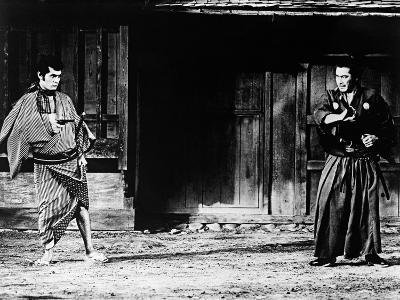 Toshiro Mifune, Yojimbo the Bodyguard, 1961 (Yojimbo)