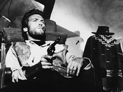 Clint Eastwood, For a Few Dollars More,1965 (Per Qualche Dollaro in Piu)