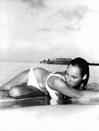Ursula Andress, 007, James Bond: Dr. No, 1962 (Dr. No)