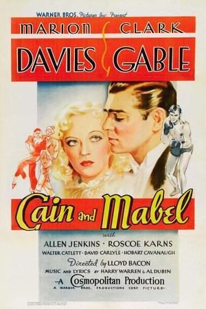 Cain and Mabel, 1936