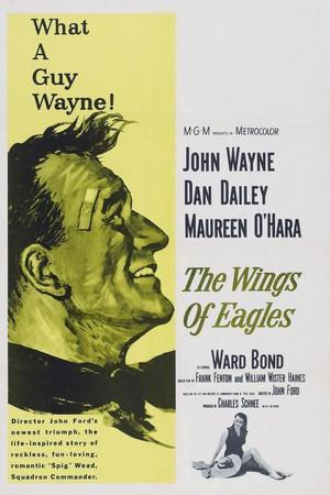 The Wings of Eagles, 1957
