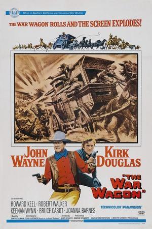 The War Wagon, 1967