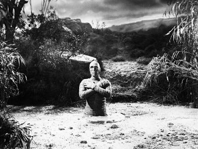 Christopher Lee, the Mummy, 1959
