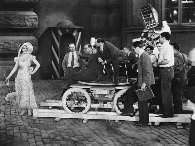 Claudette Colbert, Ernst Lubitsch, the Smiling Lieutenant, 1931