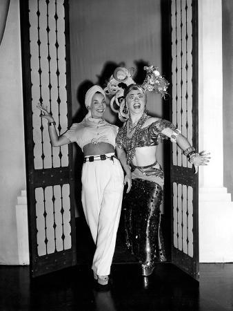Mickey Rooney, Carmen Miranda, Babes on Broadway, 1941