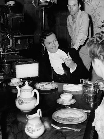 Orson Welles, Citizen Kane, 1941