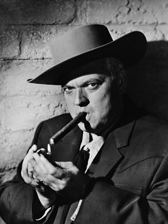 Orson Welles, Man in the Shadow, 1957