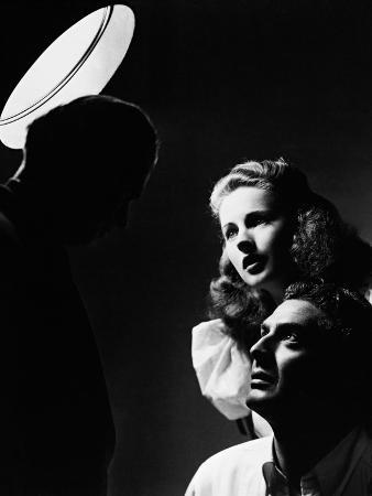 Victor Mature, Coleen Gray, Kiss of Death, 1947