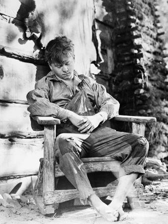 Mickey Rooney, the Adventures of Huckleberry Finn, 1939