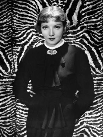 Claudette Colbert, 1935