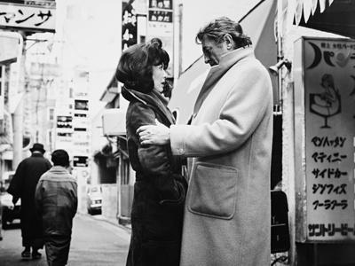 Robert Mitchum, the Yakuza, 1974