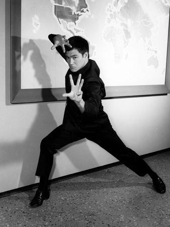 Bruce Lee, The Green Hornet,1966