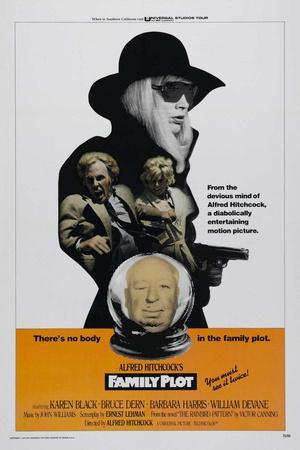 Family Plot, 1976