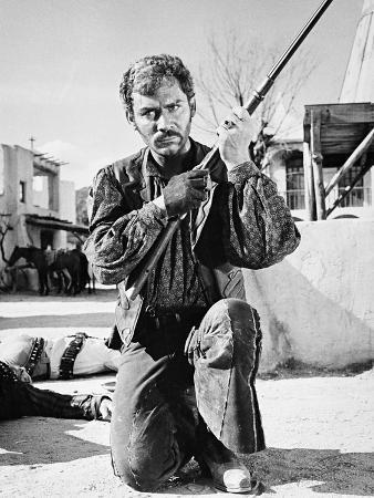 Gian-Maria Volonte, Fistful of Dollars,1964 (Per Un Pugno Di Dollari)