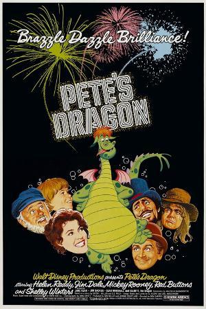 Petes Dragon, 1977