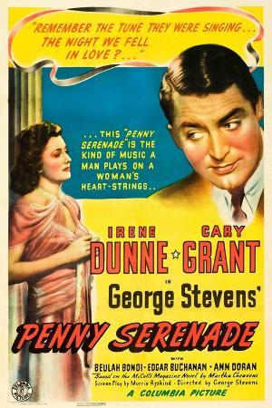 Penny Serenade, 1941