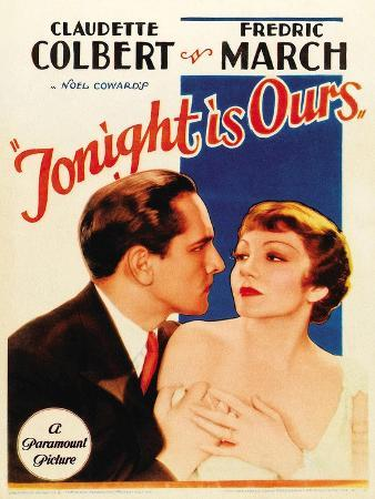 Tonight Is Ours, 1933