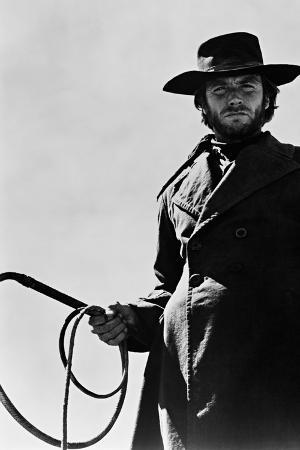 Clint Eastwood, High Plains Drifter, 1972