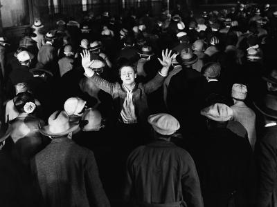 James Murray, the Crowd, 1928