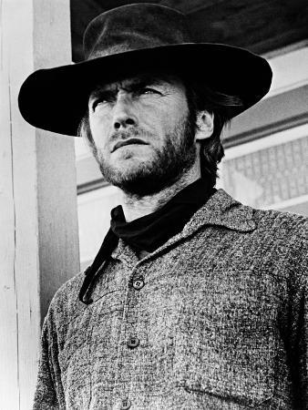 Clint Eastwood, High Plains Drifter, 1972