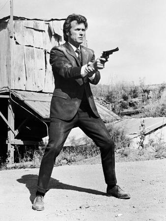 Clint Eastwood, Dirty Harry, 1971