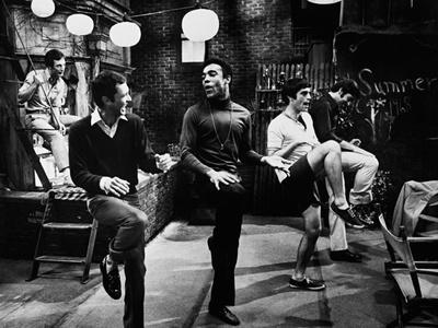 Cliff Gorman, Kenneth Nelson, the Boys in the Band, 1970
