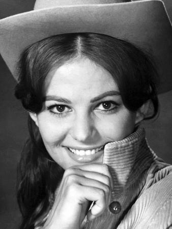 Claudia Cardinale, Circus World, 1964