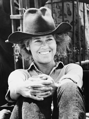 Jane Fonda, Comes a Horseman, 1978