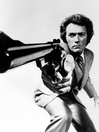 Clint Eastwood, Magnum Force, 1973