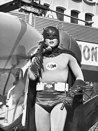 Adam West, Batman, 1966