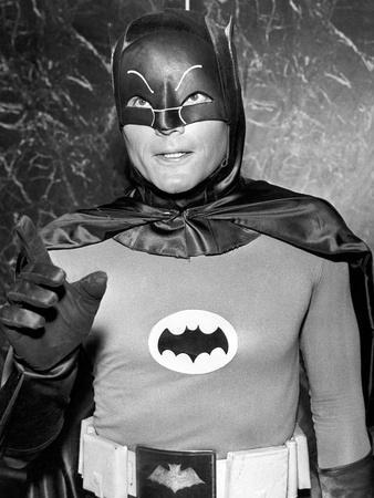 Adam West, Batman, 1966