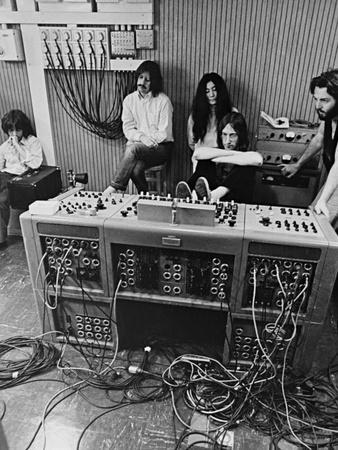 The Beatles, Ringo Starr, George Harrison, Paul Mccartney, John Lennon, Yoko Ono Let it Be,1970