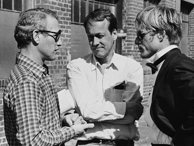 Paul Newman, Robert Redford, George Roy Hill, the Sting, 1973