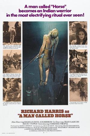 A Man Called Horse, 1970