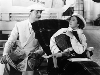 William Powell, Myrna Loy, Libeled Lady, 1936