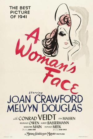 A Womans Face, 1941