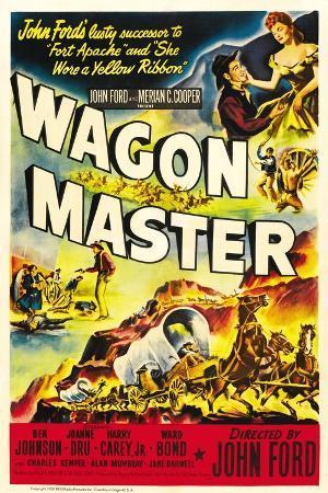 Wagon Master, 1950