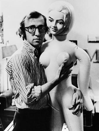 Woody Allen, Bananas, 1971