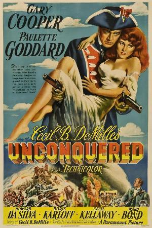 Unconquered, 1947