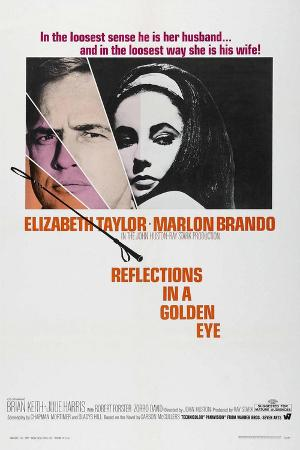 Reflections in a Golden Eye, 1967