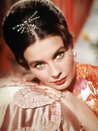 Jean Simmons, the Grass Is Greener, 1960
