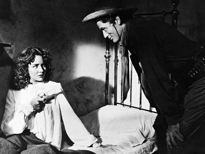 Jennifer Jones, Gregory Peck, Duel in the Sun, 1946