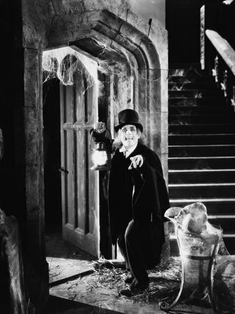 Lon Chaney, London after Midnight, 1927