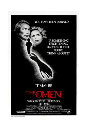The Omen, Gregory Peck, 1976