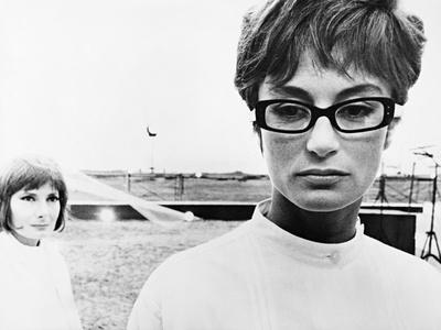 Anouk Aimee, Rosella Falk, Federico Fellinis 8 1/2, 1963 (8 1/2)