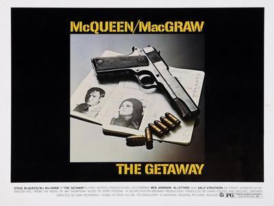 The Getaway, 1972
