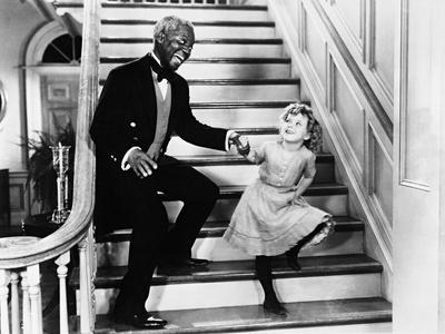 Shirley Temple, Bill Robinson, the Little Colonel, 1935