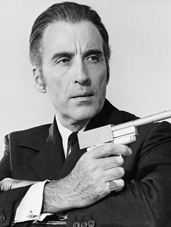 Christopher Lee, The 007, James Bond: Man with the Golden Gun, 1974