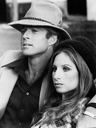 Barbra Streisand, Robert Redford, the Way We Were, 1973
